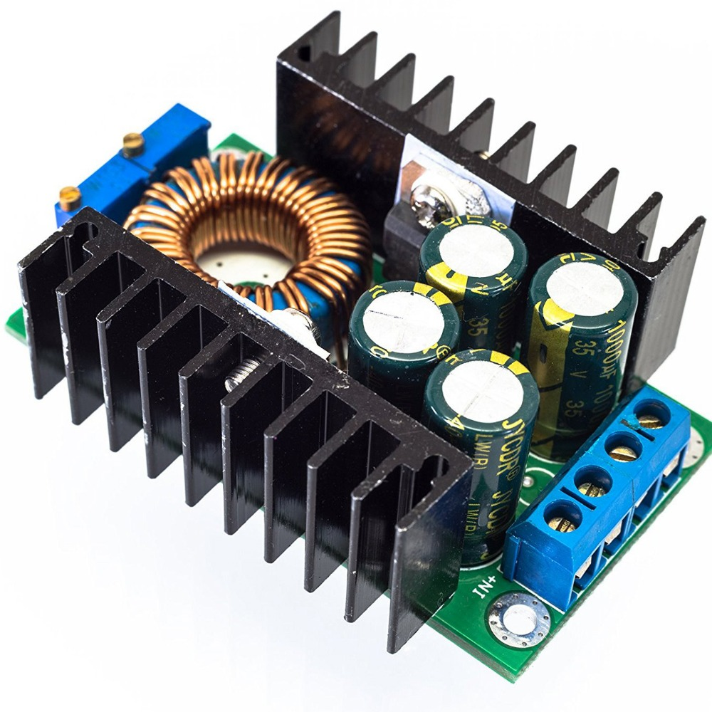 New DC to DC 9A 250W CC CV XL4016 moule Constant current constant voltage 7v -32v to 0.8-28V The charging module P0.2