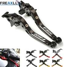 Motorcycle Brake Clutch Levers For YAMAHA XJ600 N S 1995-2003 1996 1997 1998 1999 2000 2001 2002 Adjustable Folding Extendable hot one pair cnc pivot dirttbike brake clutch levers for yamaha ttr250 1993 2013 1994 1995 1996 1997 1998 1999 2000 2001 2002