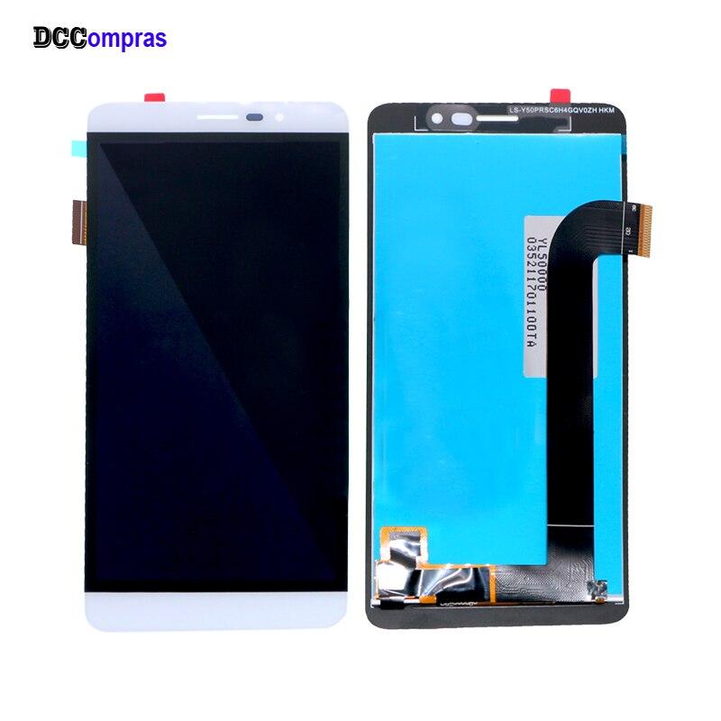 Für Coolpad E570 LCD Display Touchscreen Für Coolpad Porto S E570 LCD Display Komplette Baugruppe Telefon Teile