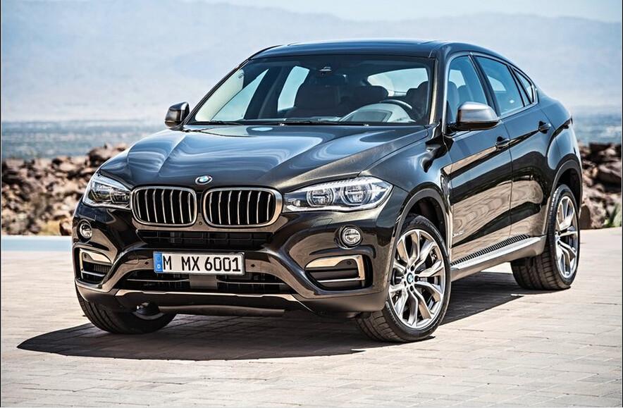BMW X6 (2015)2