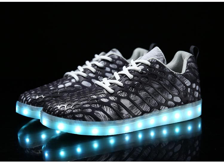 Led Sneakers Mistery 23