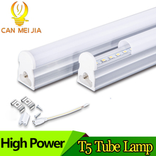 T5 светодиодный трубный светильник, 20 Вт светодиодный T8 трубный настенный светильник 5 Вт 9 Вт 10 Вт 30 см 60 см 2 фута 300 мм 600 мм T5 светодиодный светильник s светильник ing Теплый Холодный белый