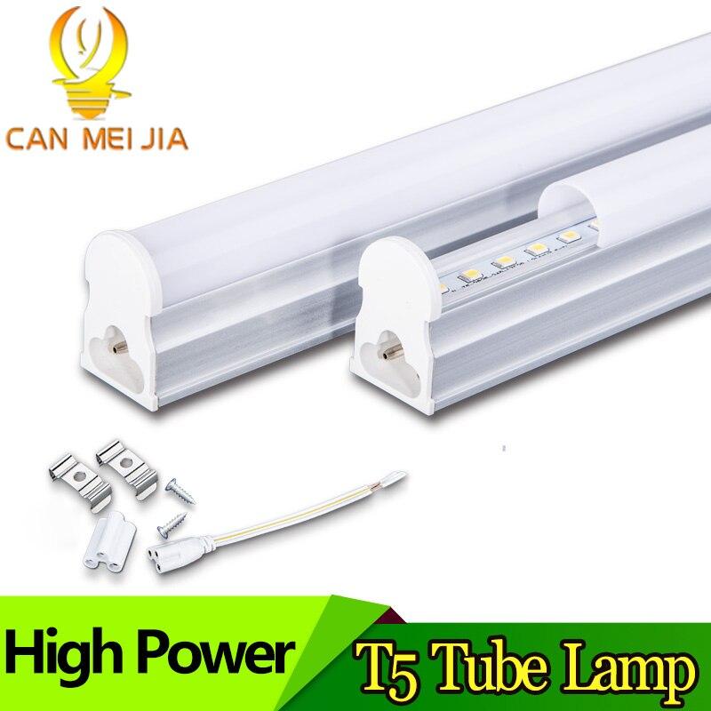 T5 LED Tube lampe 20W LED T8 Tube Bar lampes murales 5W 9W 10W 30CM 60CM 2ft 300mm 600mm T5 LED lumières éclairage chaud blanc froid