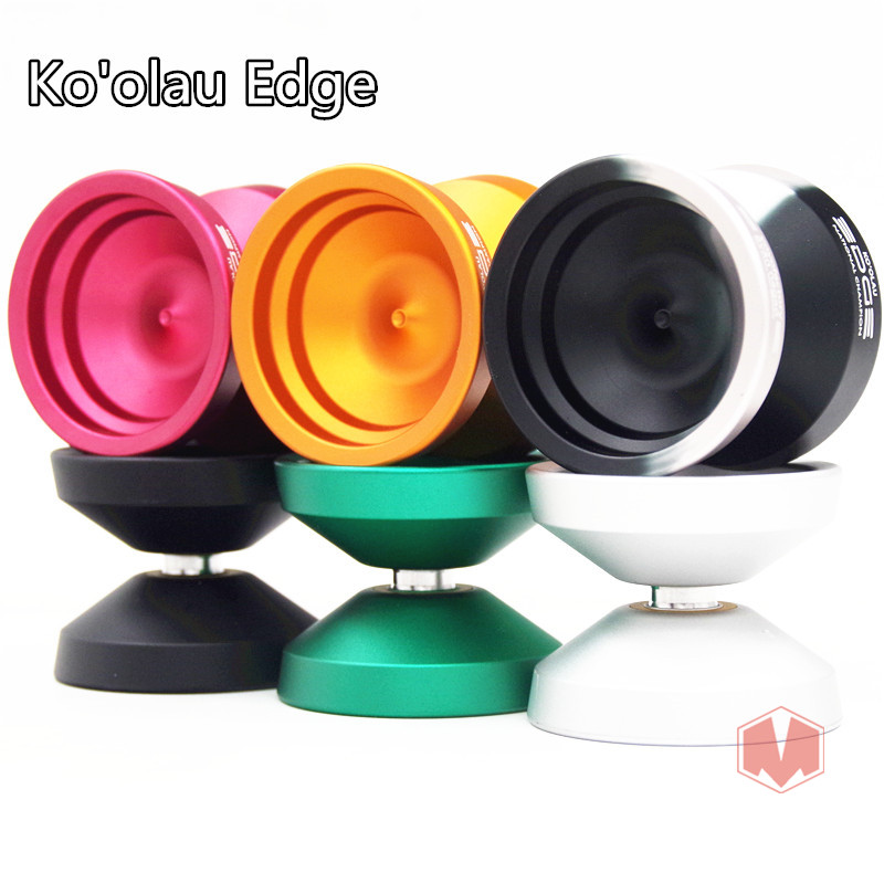 2018 New Arrive yoyofactory Ko'olau Edge YOYO professional Competitive Yo-Yo 2018 World Championship first signature ball ne yo ne yo libra scale