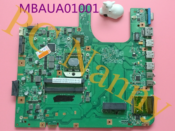 MB.AUA01.001 Laptop motherboard For Acer Aspire 5535 ddr2 Socker S1 MBAUA01001 48.4K901.021 554K901001G