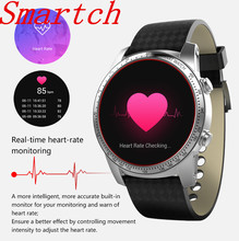 Smartch KW99 Android Smart Watch 512MB + 8GB Heart Rate Monitor Wrist Smartwatch Wearable Devices Men Wristwatch for Phone