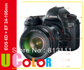 Canon EOS 6D 20.2MP Full Frame DSLR Камеры Тела + EF 24-105 мм F4 L IS Объектив Kit