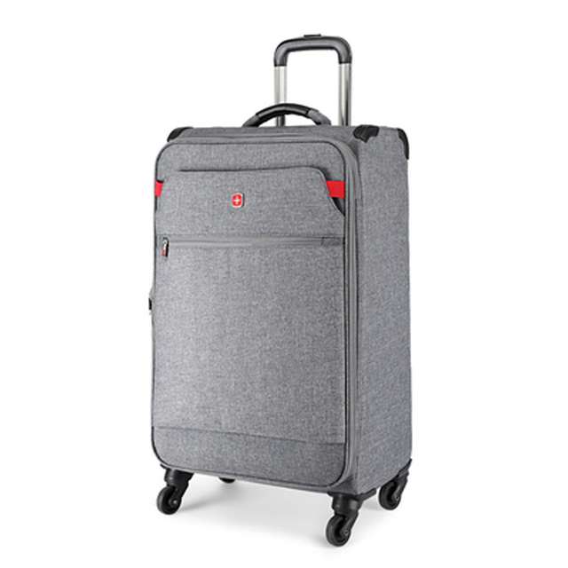 2019 New Men Retro 20/24/28 Inch Rolling Luggage Women classical Spinner brand Travel Suitcase Unisex business trolley luggage