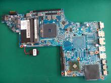 Wholesale Original 666518-001 Motherboard for HP PAVILION DV7 DV7-6000 laptop Notebook systemboard 100% tested working Perfect