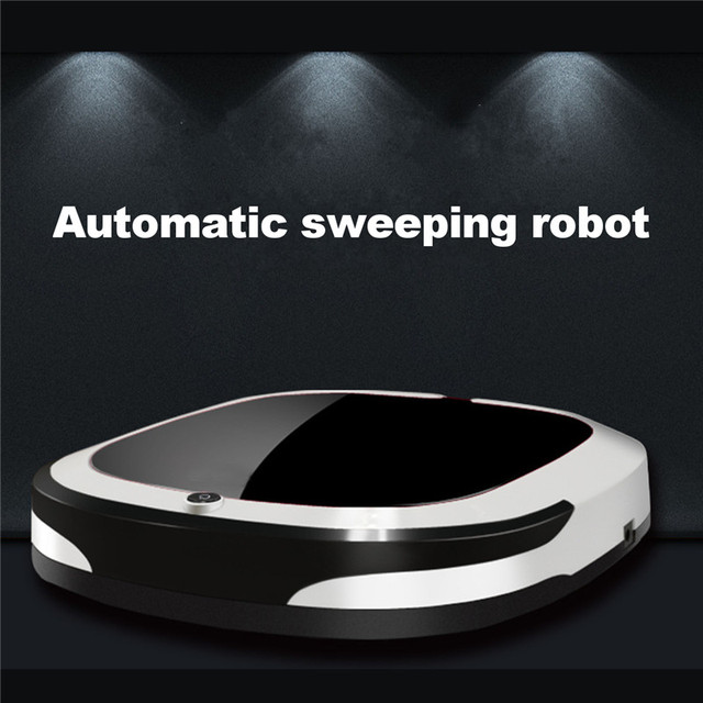 Smart Robotic Vacuum Cleaner Cordless Floor Dust Auto Sweeping Machine Dry Wet Tank Brushless Aspirador for Home 5