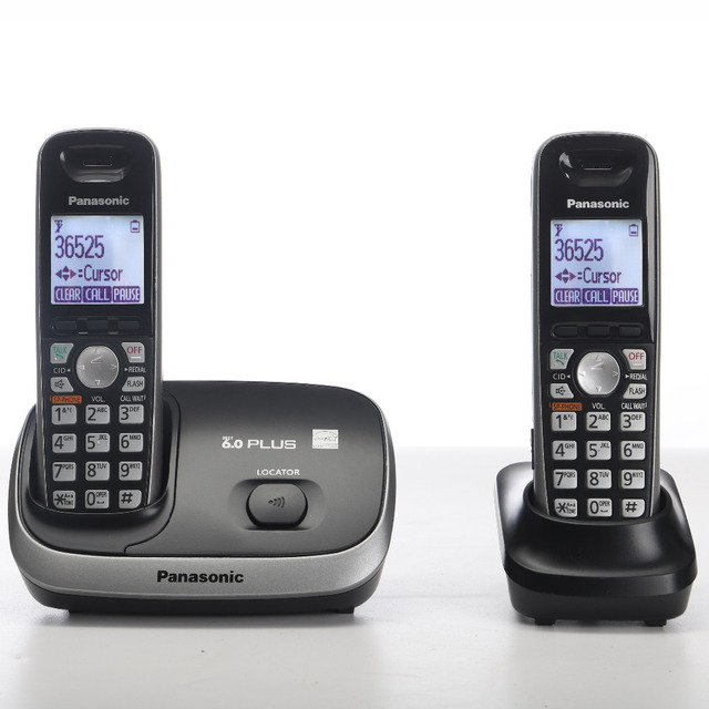 DECT 6.0 Plus Digital Cordless Landline Telephone