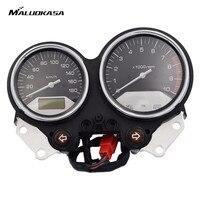MALUOKASA Motorcycle Gauges Speedometer Tachometer Odometer Cluster For Honda CB1300 X 4 1997 1998 1999 2000