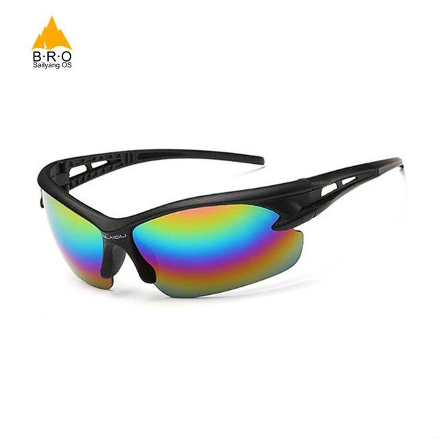 Uv400 esporte óculos de sol das mulheres dos homens ciclismo óculos para bicicletas esportes óculos mtb correndo bicicleta óculos de ciclismo 5