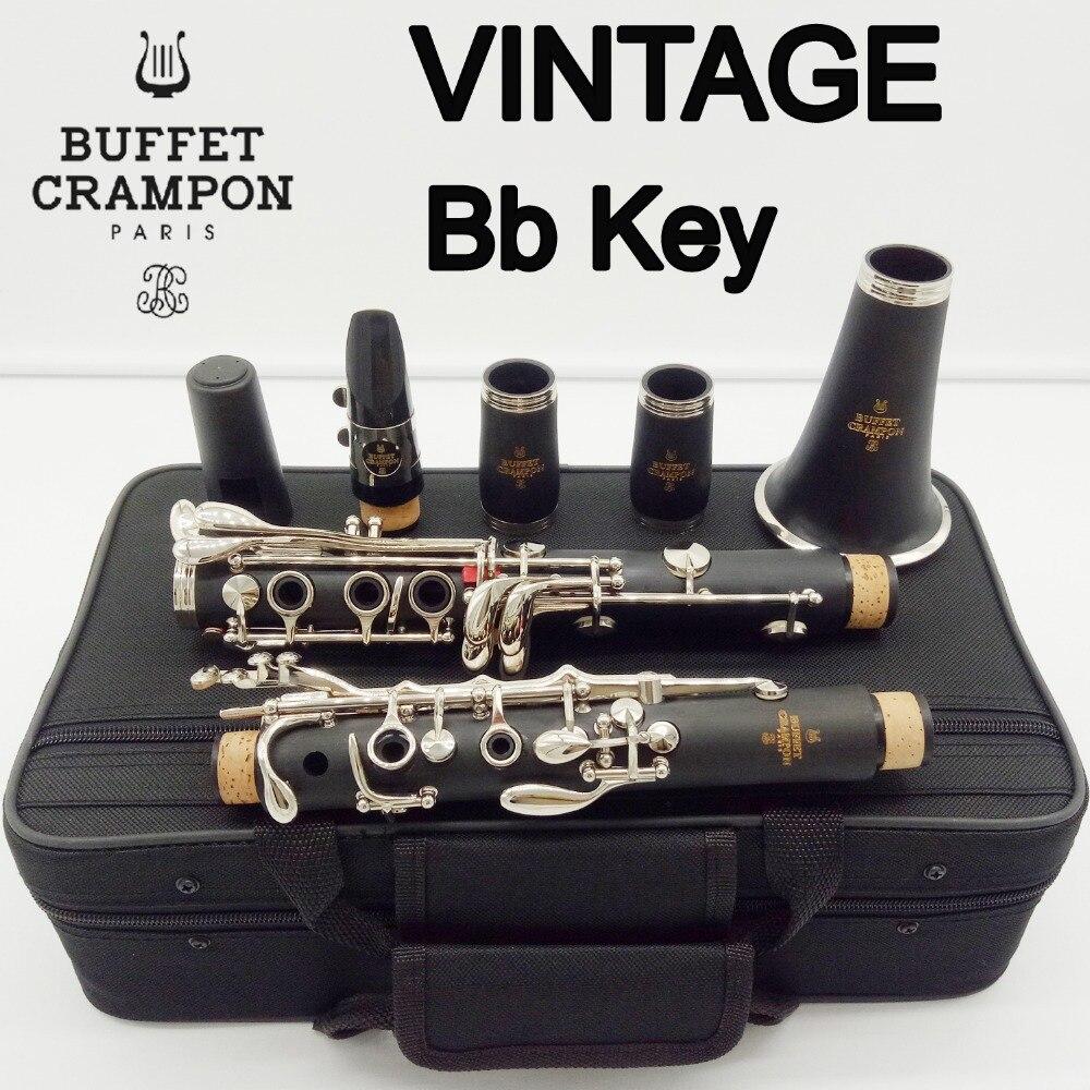 Magnificent Brand New Buffet Crampon Paris Professional Bb Clarinet Interior Design Ideas Gresisoteloinfo