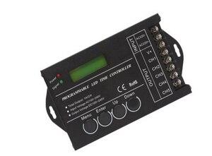 Image 5 - Tc420 tc421 tc423 led 시간 wifi 컨트롤러 dc12v/24 v 5 채널 총 출력 20a 공통 양극 led 조명