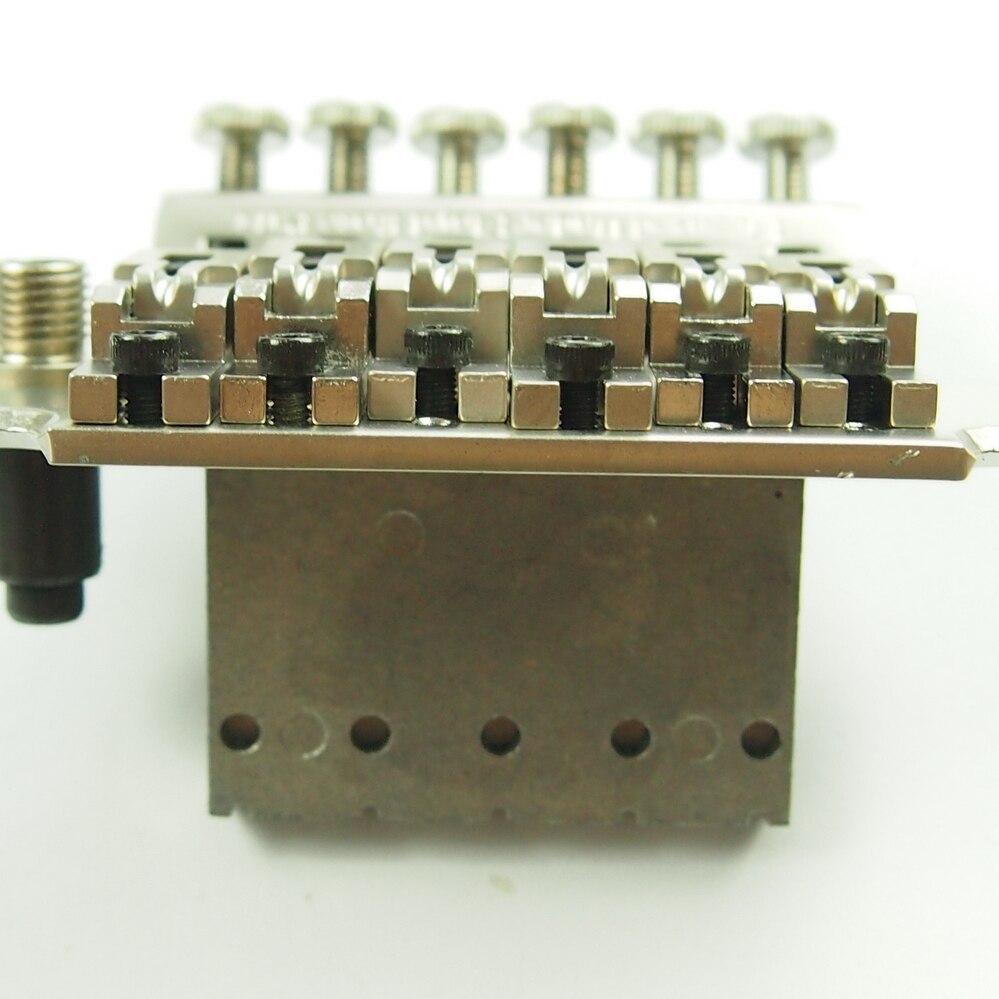 Doble puente giratorio Lic Tremolo Elecric Guitar Bridge Doble - Instrumentos musicales - foto 5
