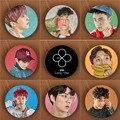 Youpop EXACTA Monstruo Afortunado Álbum KPOP EXO K-POP Pin Insignia Broche Accesorios De Ropa Sombrero Mochila Decoración HZ1506