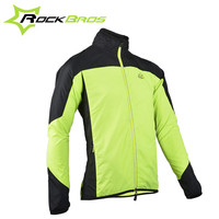 Rockbros Pro Cycling Jacket Tour De France Unisex Rainproof Sport Road Bicycle Bike Jacket Windproof MTB
