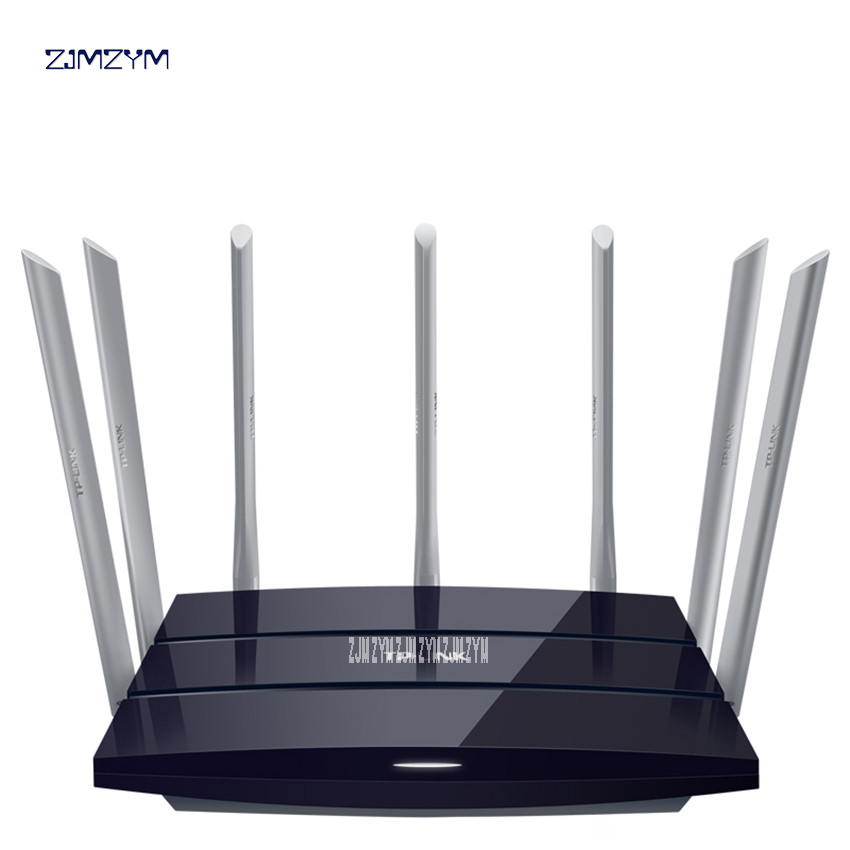 WDR8400 Wireless Wifi Router AC2200 802.11ac 2.4GHz & 5GHz TL-WDR8400 Expander 7*5dBi Antenna Wi-fi 2200Mbps Transmission rate tp link wdr8400 wireless wifi router ac2200 802 11ac 2 4ghz