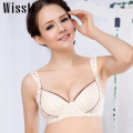 Wisstt 2017 new lactation Cotton Maternity Nursing Bras For Breastfeeding Pregnant Woman bustier bra B/C/D/E Cup