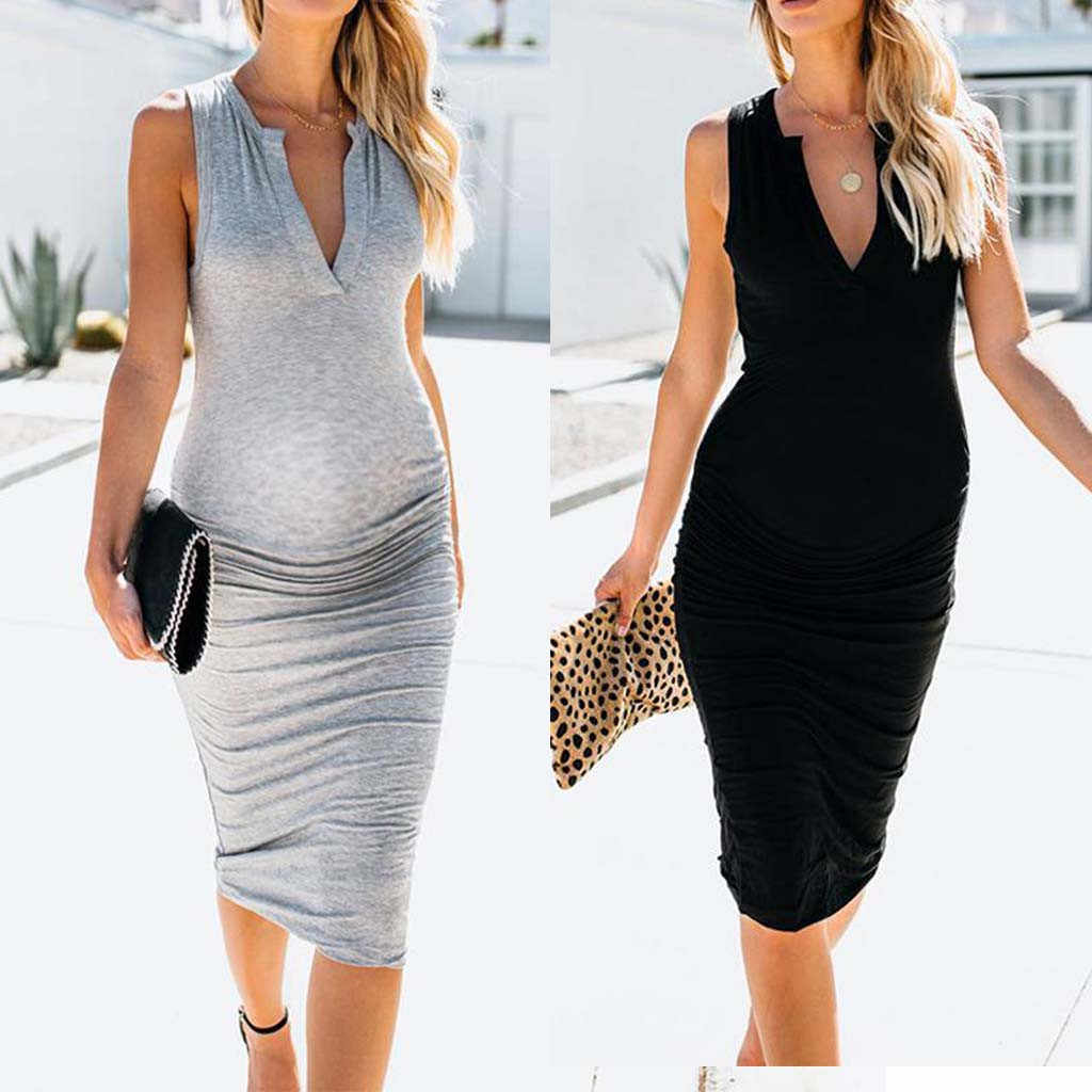 4d5030beb809c Detail Feedback Questions about Women's Fashion maternity dresses ...