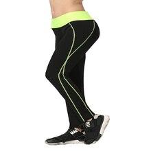 New Fashion Women High Waist Fitness Leggings Elastic Athleisure Sporting Leggings Female Slim Bodybuilding Workout Pants Capri