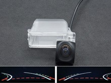 Reverse Camera 1080P Fisheye Lens Trajectory Tracks Car Parking Rear view Camera for Ford Kuga Escape 2013 2014 2015 Car Camera