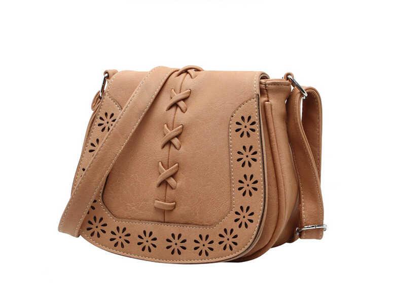 Xmessun merek hot mode pu kulit wanita tas bahu tas vintage yang utusan tas crossbody tas clutch baru b889