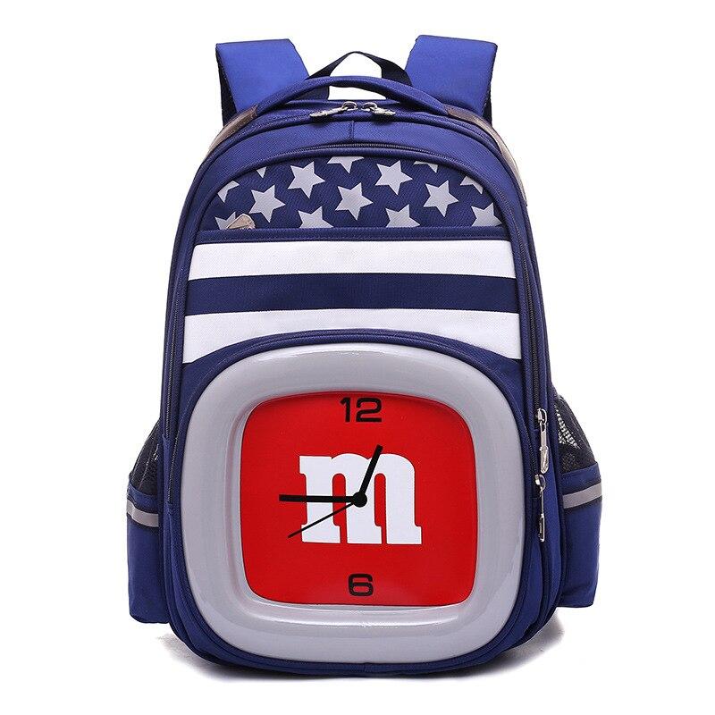 Children School bags Boys Girls Orthopedic Backpack schoolbags kids Children travel backpack school Backpack mochila infantil