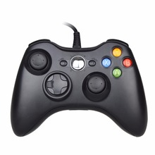 USB Wired Game Controller Joypad Gamepad Controller For Xbox 360 Joystick For Official Microsoft PC for Windows 7/ 8 usb Gamepad