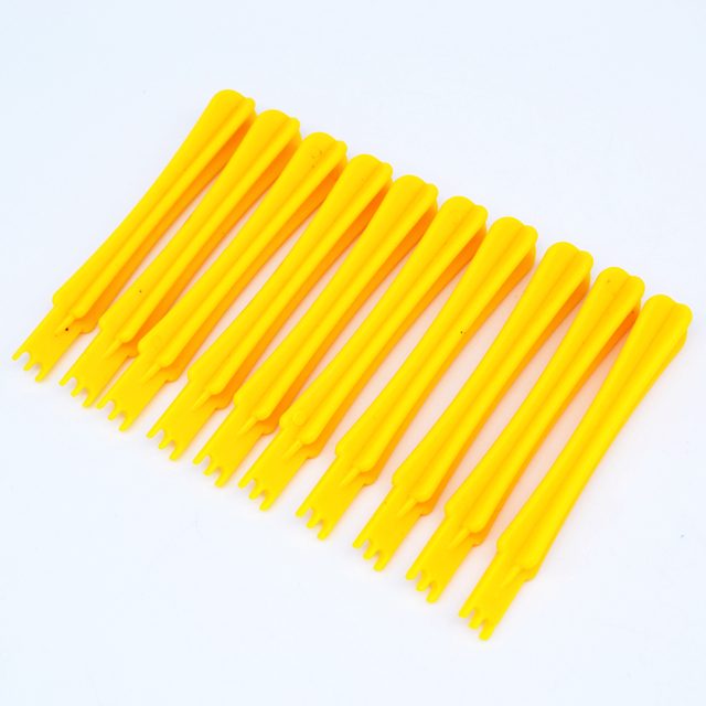 50/100pcs/lots  Phone Repair Tools Opening Pry Tools Mobile Laptop Desk PC Disassembly  Nylon Plastic Spudger For iPhone iPad