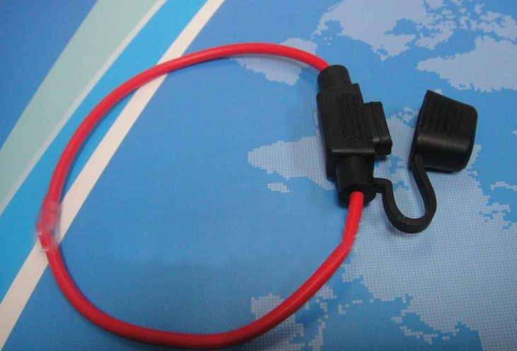 20pcs fuse holder base waterproof M Insurance seat fuse base with ...