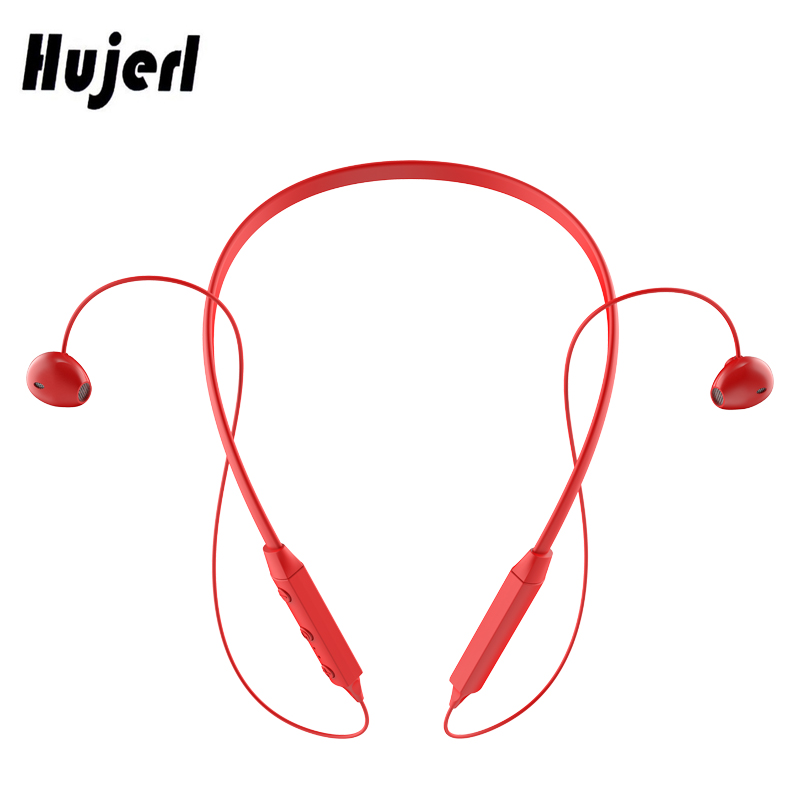 Lightly Sports Wireless Bluetooth Earphones Running in Ear Noise Cancelling Headphones for Apple iPhone X/8/8 Plus/7/6