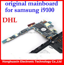 DHL/EMS free shipping Europea version 100% original mainboard for Samsung Galaxy S2 I9100 Motherboard system board