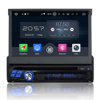 Ectwodvd Octa Core 4G Android 6.0/Quad Core Android 8.1 Car Multimedia DVD Player For Universal 1DIN Single DIN GPS Navigation