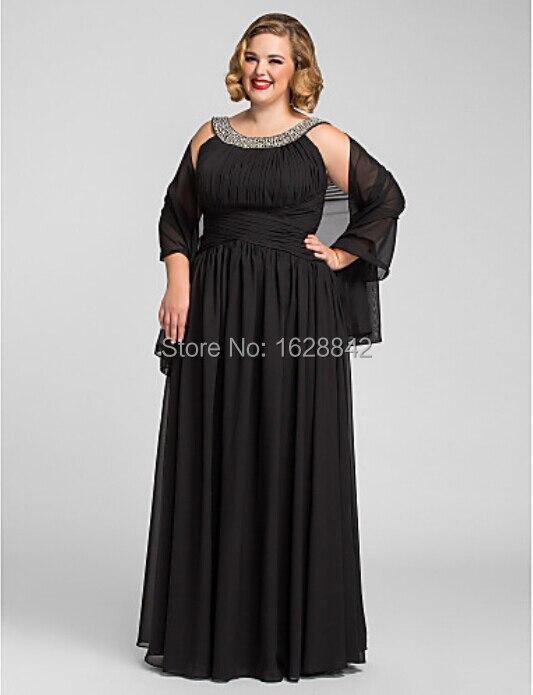 71ccc005b6 Longo vestido de noite Formal plus size vestidos de noite vestido de festa  longo abendkleider robe de soirée vestidos de noite preto em Vestidos De  Noite de ...