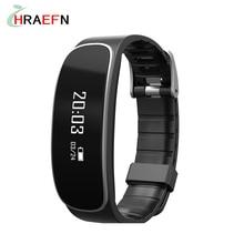 H29 Умный браслет bluetooth smartband Фитнес-Трекер часы Сердечного ритма монитор спорт браслет для Android IOS ПК Xiaomi mi группа 2
