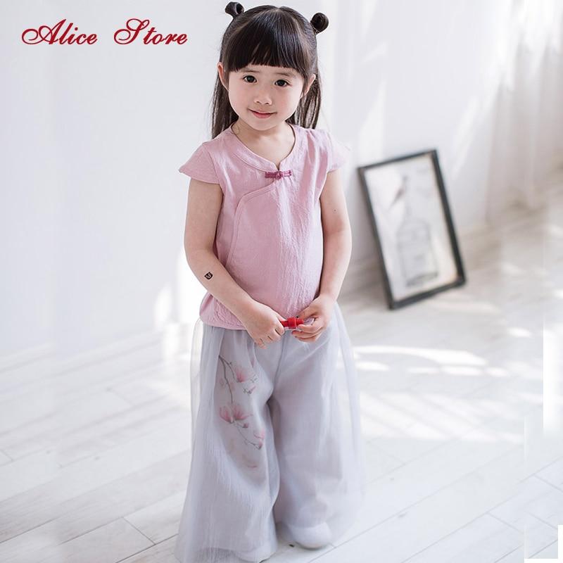 2018 new Children's clothing girls summer models baby short-sleeved - Children's Clothing - Photo 1