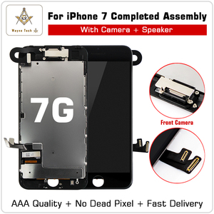 Image 2 - AAA Quality 100% Good Working Replacement  For iPhone 6 S P  7G  LCD Digitizer Touch Screen Completed Assembly With Parts+Gifts