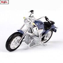 Maisto 1:18 7 styles BMW R1200C Silvardo original authorized simulation alloy motorcycle model toy car gift collection