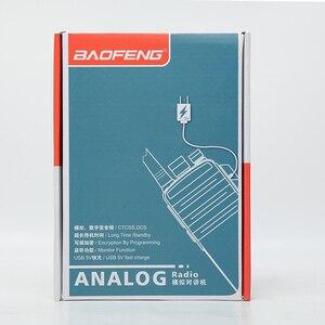 Image 5 - 2PCS Baofeng BF V9 מיני ווקי טוקי USB 5V תשלום מהיר UHF 400 470MHz עד של BF 888S bf888s שתי דרך רדיו חזיר נייד רדיו