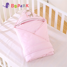 Newborn Swaddle Cotton Organic Cotton Infant Parisarc Newborn Baby Wrap Envelope Warp  Swaddling Baby Blankets Bedding 50X0018