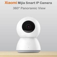 Оригинал Xiaomi Mijia Интеллектуальная Камера Ночного Видения Веб-Камера IP Видеокамера 360 Угол Панорамный WIFI Беспроводной 1080 P ребенок камеры