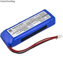 Cameron Sino ALLCCX Speaker Battery Charge 3 2016 for JBL, check the place of 2 red wires and 2 black wires on the connector