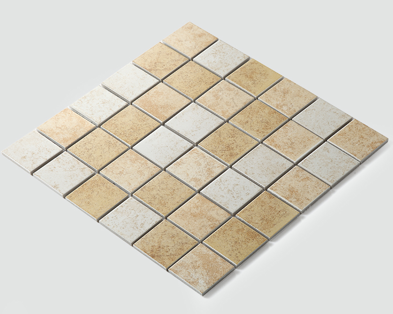 Gold Porcelain mosaic wall tiles for interior Wall/Floor decor,Stylish porcelain Kitchen Backsplash interior wall Tiles,LSRS4801 home improvement marble stone mosaic tiles natural jade style kitchen backsplash art wall floor decor free shipping lsmb101