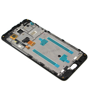 Image 3 - 5,5 zoll Für Meizu M3 hinweis M681H LCD Display + Touch Screen Digitizer Montage Mit Rahmen Ersatz Teile mit Freies verschiffen