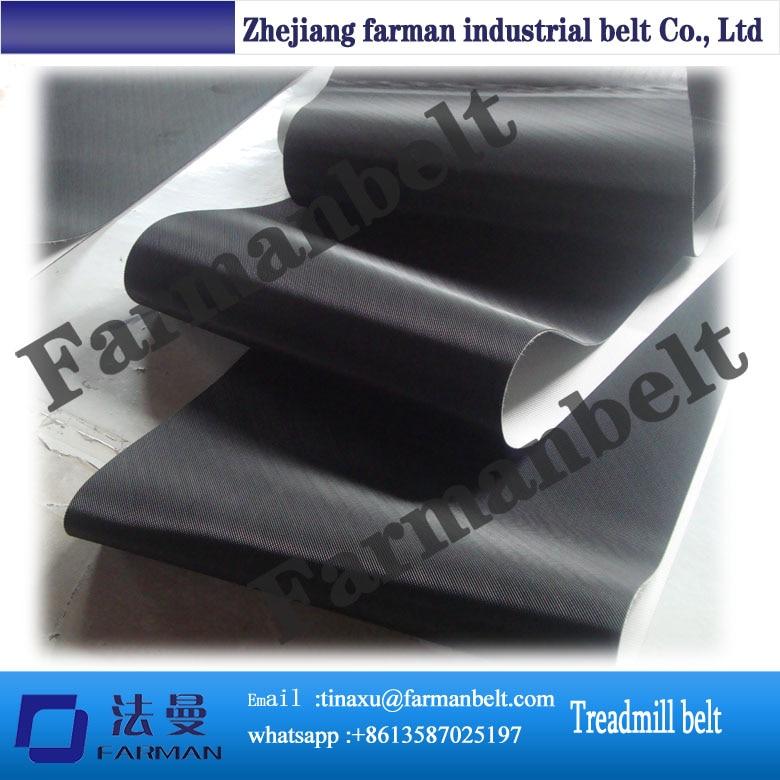 Pvc Treadmill Conveyor Belt Running Belt Exercise Treadmill Belt 2 3mm black green diamond matte pvc conveyor belt for treadmill walking running belt
