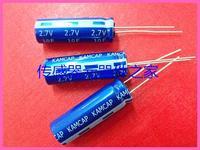 Neue und original Super Kondensator 2 7 V 400F freies verschiffen Farad Kondensator  Superkondensator