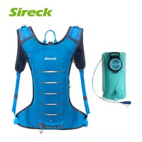 Sireck 3L Professional Outdoor Sport Hydration Backpack 2L TPU Water Bag Bladder Cycling Running Backpack Storage Pack Ciclismo
