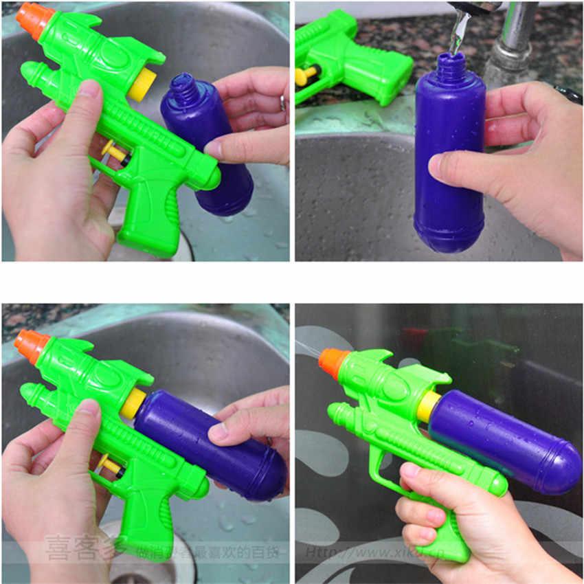 Новый Обувь для мальчиков Игрушечные лошадки Спорт на открытом воздухе игры Ванная комната Игрушечные лошадки ребенок водяной пистолет детские пляж водяной пистолет Стрельба пистолет Для детей, на лето игрушка